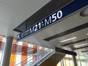lopen of metro in madrid