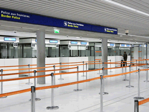 paris lufthavn fly